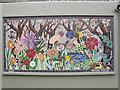 TQ3264 : St Andrew, Croydon: mosaic by Stephen Craven