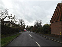 TL2656 : West Street, Great Gransden by Adrian Cable