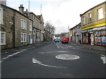 SE1321 : Church Street - viewed from Ogden Lane by Betty Longbottom