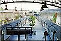 TQ2568 : Morden station, London Underground 1996 by Ben Brooksbank