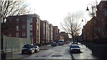 TQ3377 : Christmas Day on Chandler Way, North Peckham, by Malc McDonald