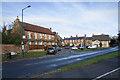 SP2755 : Chestnut Square, Wellesbourne by David P Howard