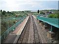 SK5376 : Whitwell railway station, Derbyshire by Nigel Thompson
