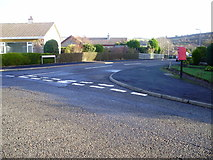 NT4728 : Hillview Crescent by Adam D Hope