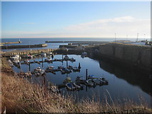 NZ4349 : Marina, Seaham Harbour by Les Hull