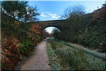 SK0397 : Longdendale Trail by Peter McDermott