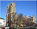 TA0339 : The Minster church of St John, Beverley by Julian P Guffogg