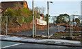 J3784 : Road construction, Greenisland - December 2013 (1) by Albert Bridge