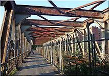 ST5672 : Ashton Avenue Bridge, Bristol by Stephen Richards