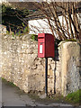 SE5219 : Wormsley (sic) P.O. Postbox, ref DN6 208 by Alan Murray-Rust
