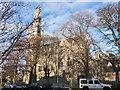 NJ9205 : Queen's Cross Church, Carden Place, Aberdeen by Bill Harrison
