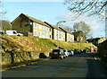 SE0321 : Flats off Lumb Lane, Mill Bank by Humphrey Bolton