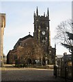 SJ9173 : St. Michael and All Angels Church, Macclesfield by Tricia Neal