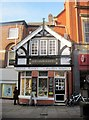 SJ9173 : Ye Old Shop, Macclesfield by Tricia Neal