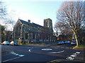 NZ2467 : All Saints Church, Gosforth by Bill Henderson