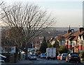 TQ3071 : Valleyfield Road by Stephen Richards