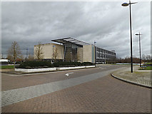 TL3160 : South Cambridgeshire District Council by Adrian Cable