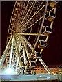 SJ8498 : The Manchester Wheel by David Dixon