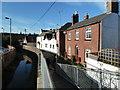 SX9884 : Wotton Brook, Lympstone by Chris Allen