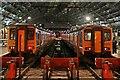 SJ3590 : Northern Rail units, Liverpool Lime Street railway station by El Pollock