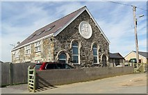 SH1726 : Salem Chapel, Aberdaron by nick macneill