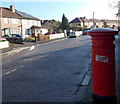 ST6077 : Bonnington Walk SE of an Edwardian postbox, Bristol by Jaggery
