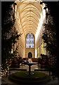 TA0339 : Christmas at Beverley Minster by Julian P Guffogg