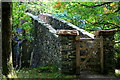 SD2296 : Stone footbridge over River Duddon by Andy Deacon