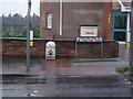 SK5941 : Boundary Pillar 1877 - take 2 by Alan Murray-Rust