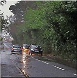 J3731 : Flooding in Bryansford Road, Newcastle by Eric Jones