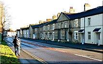SU1484 : North-west along Westcott Place, Swindon by Brian Robert Marshall