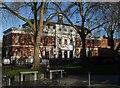 TQ3582 : York Hall, Bethnal Green (built 1926-1929) by Julian Osley