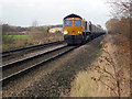 SE5416 : Approaching Stubbs Walden South crossing by Alan Murray-Rust