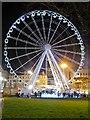 SJ8498 : Manchester Wheel, Piccadilly Gardens by David Dixon