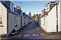 NH7054 : George Street, Avoch by Richard Dorrell