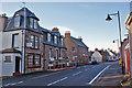 NH7055 : High Street, Avoch by Richard Dorrell