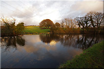 SD4764 : Lancaster Canal by Ian Taylor