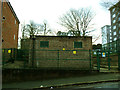 TQ4177 : Substation on Elliscombe Road by Stephen Craven