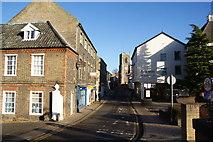 TL8683 : Bridge Street, Thetford by Bill Boaden
