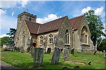 TQ4655 : Brasted church by Robin Webster