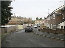 SE0724 : Kingston Close - off Kingston Street by Betty Longbottom