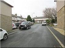 SE0724 : Gibraltar Avenue - off Hopwood Lane by Betty Longbottom