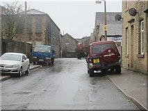 SE0724 : Exmoor Street - Parkinson Lane by Betty Longbottom