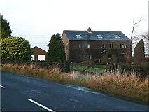 SE0721 : Higher Turbury, Turbury Lane, Greetland by Humphrey Bolton