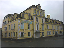 SD5193 : The County Hotel, Kendal by Karl and Ali