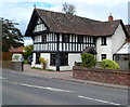 SO4959 : Grade II listed The Poplands, Leominster by Jaggery