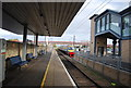 TL4657 : Platforms 5 and 6, Cambridge Station by N Chadwick