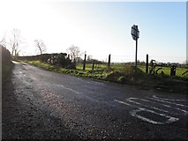 H5472 : Minor road, Bracky by Kenneth  Allen