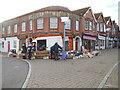 TQ4401 : Market Stall, Newhaven High Street by Paul Gillett
