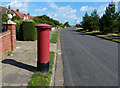 TF5661 : Post box along Drummond Road in Skegness by Mat Fascione